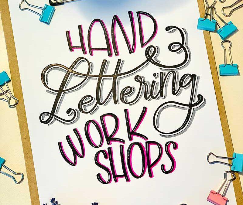 Handlettering Beginner Workshop – die Oberlängen